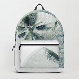 Reef palms Backpack