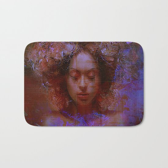 Guard of the dreams Bath Mat