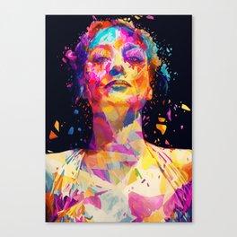 Joan Canvas Print