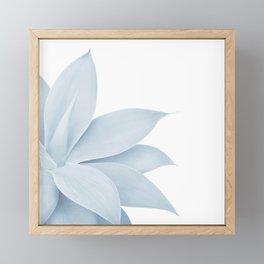 Agave Finesse #11 #tropical #decor #art #society6 Framed Mini Art Print