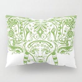 Tribal Elephant Pillow Sham