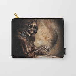 Skeleton Scribe Carry-All Pouch