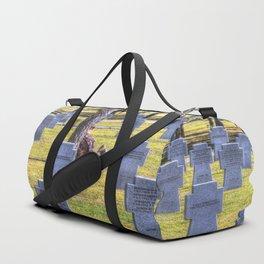 The Futility Of War Duffle Bag