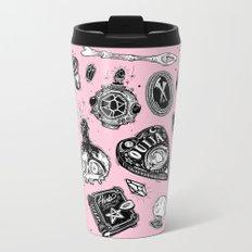Witchy Metal Travel Mug