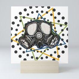 Personal Vibe Protection Mini Art Print