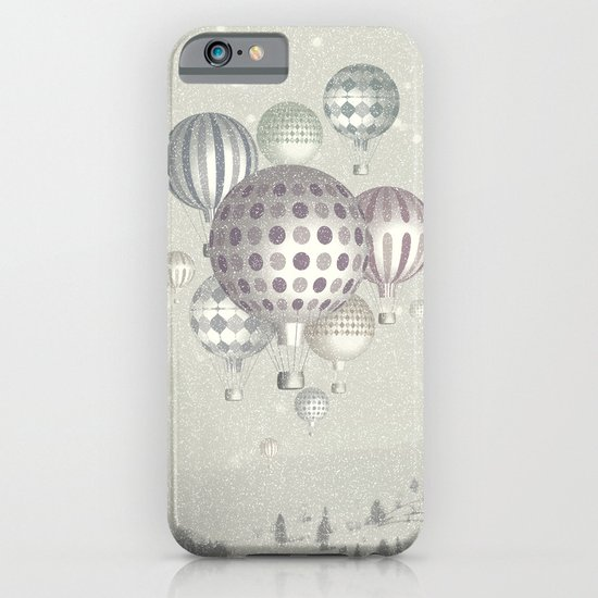 Winter Dreamflight iPhone & iPod Case