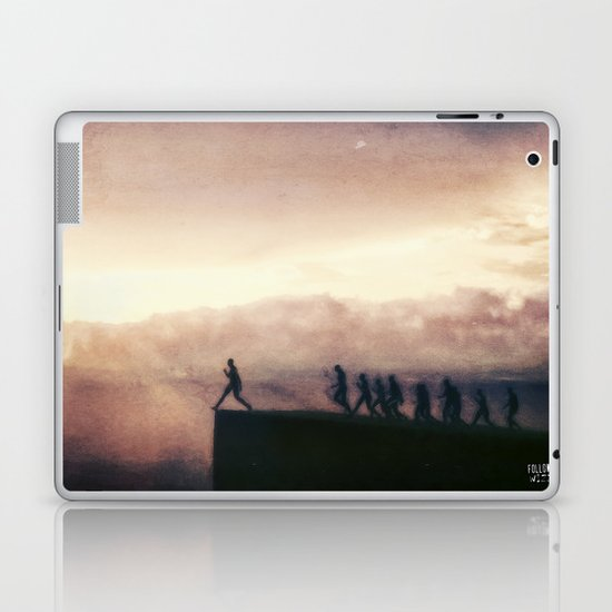 Follow The Leader Laptop & iPad Skin