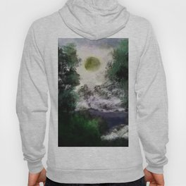 Two in one - Sun eclipse Hoody