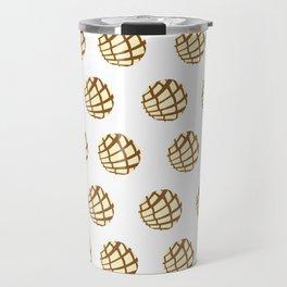 Concha/Conchas Pattern Travel Mug