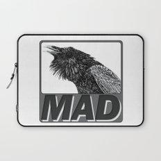 Raven Mad Laptop Sleeve