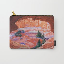Arches in Moab Carry-All Pouch