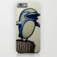 Daily Doodle - Linux iPhone 6 Slim Case