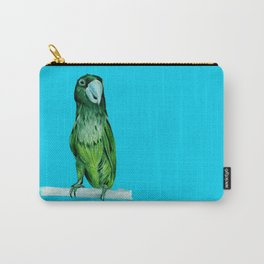 neon bird Carry-All Pouch