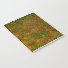 Abstract Garden Notebook