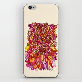 Wold by day iPhone Skin