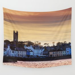 Donaghadee - Sunset Wall Tapestry