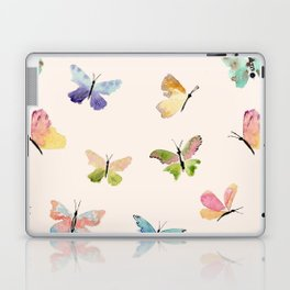 Beautiful Butterflies Laptop & iPad Skin