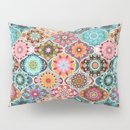 Bohemian summer Pillow Sham