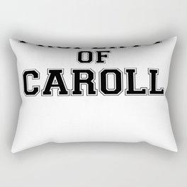 Property of CAROLL Rectangular Pillow