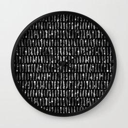 rhythm 3.5 Wall Clock