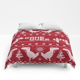 Game Over Christmas Day Comforters