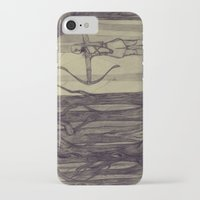 lotr iPhone & iPod Cases featuring Legolas LOTR - the noisy silence of woods by Blanca MonQnill Sole