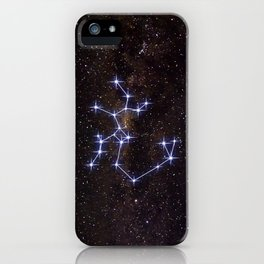 Saggitarius iPhone Case