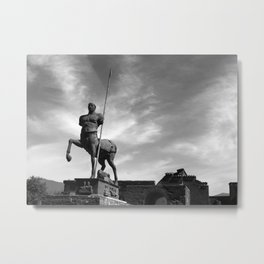 Pompeii - A City Uncovered - 3 Metal Print