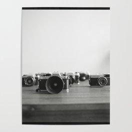Film Cameras Poster