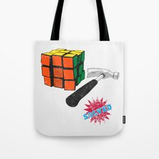 solved ! Tote Bag