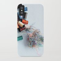 tangled iPhone & iPod Cases featuring Tangled by myhideaway