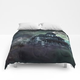 The Haunted House Comforters
