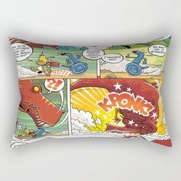 dino_page Rectangular Pillow