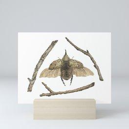 Hercules Beetle Mini Art Print