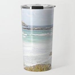 Godrevy Lighthouse,Cornwall, England Travel Mug
