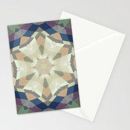 Geo Metrics Stationery Cards