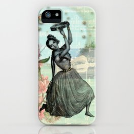 Gypsy Love Song iPhone Case