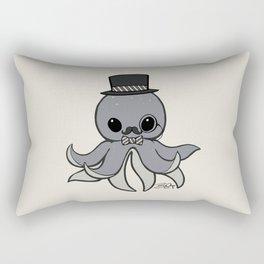 Mister Dapperpus Rectangular Pillow