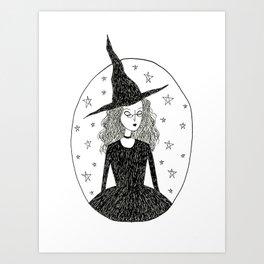 Witchsona Art Print
