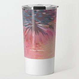 Big Color Bäng by Nico Bielow Travel Mug