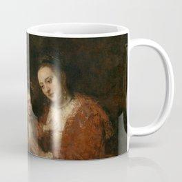 Portrait of a Family Coffee Mug