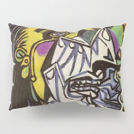 THE WEEPING WOMAN - PICASSO Pillow Sham