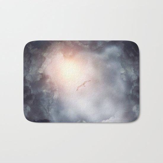 Magic in the Clouds VII Bath Mat
