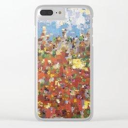 favela 2 Clear iPhone Case