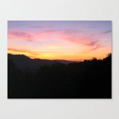 Last Moments Canvas Print