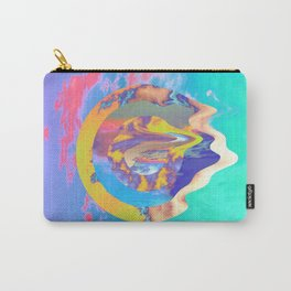 Psychedelic Clouds Carry-All Pouch