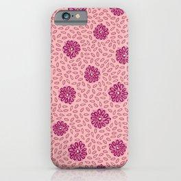 Linobloom iPhone Case