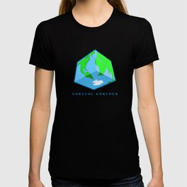 Cubical Earther T-shirt