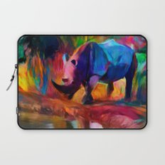 Rhinoceros Laptop Sleeve