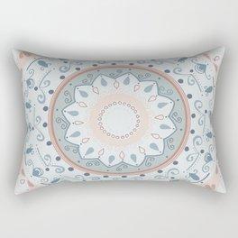 Calming mandala Rectangular Pillow